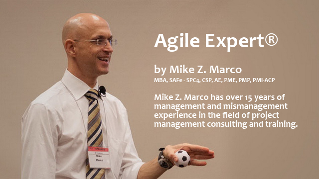 AGE - Agile Expert® Course (Online/Self-Study Course)